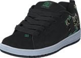 DC Shoes - Court Graffik SE Shoe Black/Camo