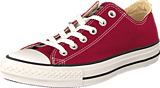 Converse - Chuck Taylor All Star Ox Canvas Maroon