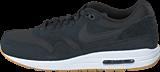 Nike - Air Max 1 Essential Black/Black-White-Gum Yellow