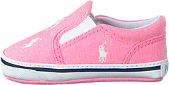 Ralph Lauren Junior - Bal Harbour Repeat Layette Pink Chambray