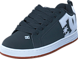 DC Shoes - Court Graffik Shoe Grey/Black