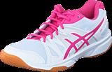Asics - Gel Upcourt Gs White / Azalea Pink / White