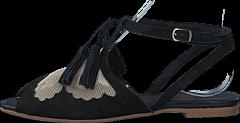 F-troupe  - Butterfly tassel sandal