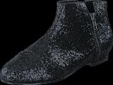 Black Secret - Fannel Sequin Boot