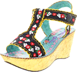 Irregular Choice - Once In A Blue Moon