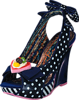 Irregular Choice - White Knight