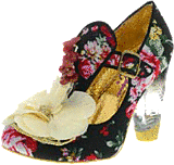 Irregular Choice - Cant Touch This