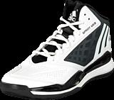 adidas Sport Performance - Crazy Ghost 2 Core White/Core White/Black