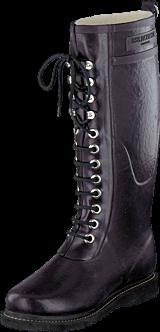 Ilse Jacobsen - Long Rubber Boot Plum