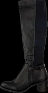 Bianco - Long Neoprene Boot Black