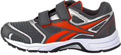 Reebok - Pheehan Run 2.0 Tx Gravel/Grey/Orange/Silver