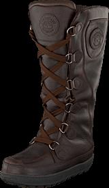 Timberland - Mukluk 16In Dark Brown