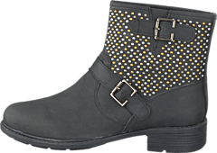 Amust - Jonna Boot Black