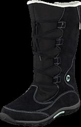 Merrell - Jungle Moc Boot Wtpf Black/Mint