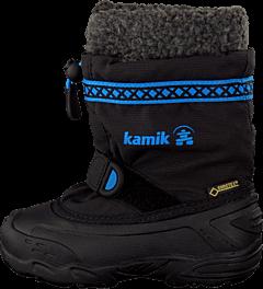 Kamik - Hatrick G Black