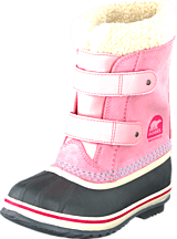 Sorel - Childrens 1964 Pac Strap Coral Pink