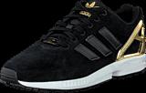 adidas Originals - Zx Flux W Core Black/Gold