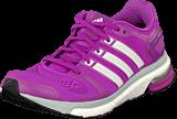 adidas Sport Performance - Adistar Boost W Esm Flash Pink/Zero/Clear Grey