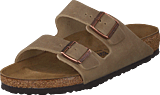 Birkenstock - Arizona Regular Leather Tabacco Brown