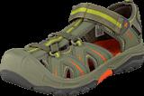 Merrell - Hydro Hiker Sandal Olive/Orange