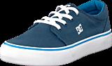 DC Shoes - Kids Trase Tx Shoe Navy/Bright Blue