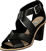 Clarks - Oriana Bess Black Leather