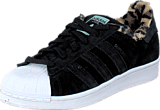 adidas Originals - Superstar W Core Black/Core Black/White