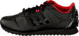 adidas Originals - Zx 700 Darth Vader K Black/Red