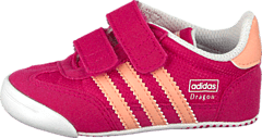 adidas Originals - Dragon L2W Crib Pink/White