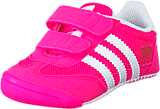 adidas Originals - Dragon L2W Crib Shock Pink S16/Ftwr White