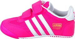 adidas Originals - Dragon L2W Crib Shock Pink S16/Ftwr White