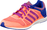 adidas Sport Performance - Adizero Feather Prime W Orange/Pink/Night