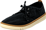Timberland - Hookset oxford Washed Black Canvas