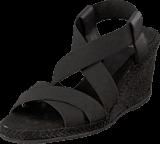 Billi Bi - 983397700 Black elast./black sole