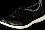 Rockport - Laceup Walk360 Washable Black Mesh