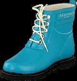 Ilse Jacobsen - Short Rubber Boot Turquoise