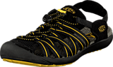 Keen - Kuta Black/Ceylon Yellow