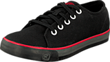 Keen - Timmons Low Lace Canvas Black