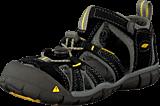 Keen - Seacamp II Cnx Toddler Black/Yellow