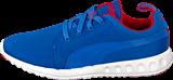 Puma - Carson Runner Strong Blue-High Risk Red