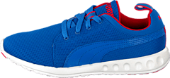 Puma - Carson Runner Strong Blue-High Risk Red