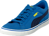 Puma - Puma S Canvas Vulc Jr Strong Blue-Peacoat