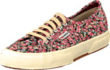 Superga - SUS008BD0 Flowered Red-Bordeaux