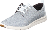Toms - Del Rey Sneaker Grey Tribal