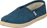 Toms - Seasonal Classic Jr Navy Chambray