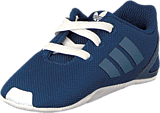 adidas Originals - Zx Flux Crib Oxford Blue/Fade Ink
