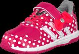 adidas Sport Performance - Disney M&M Cf I Bold Pink/White/Flash Red