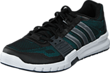 adidas Sport Performance - Essential Star .2 Core Black/Iront/Shock Green