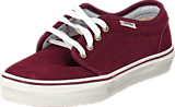 Vans - 106 Vulcanized (Vintage) Windsor Wine/Blanc