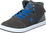 DC Shoes - Crisis High Wnt B Shoe Grey/Blue